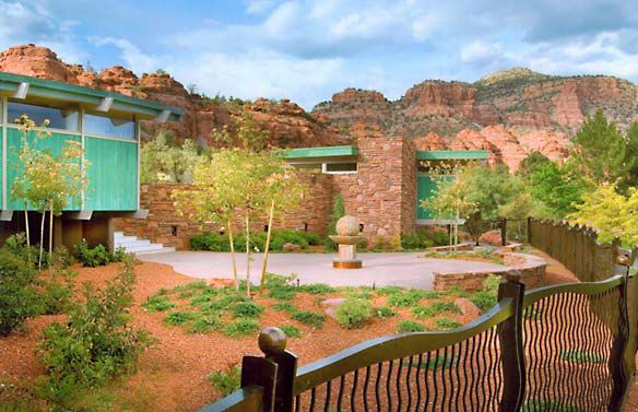 Sedona architect southwest architecture arizona utah for Sedona architects